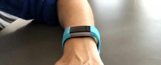 Bestes Fitness Armband Fitbit Charge 2