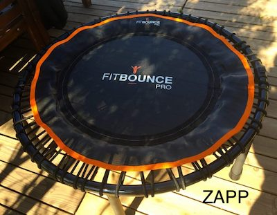 Fitness Trampolin Indoor